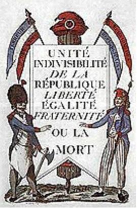 ideais da revolução francesa