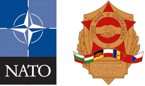 Nato vs Warsaw