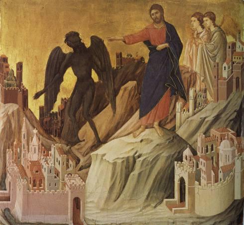 Duccio di Buoninsegna, cerca de 1308-11