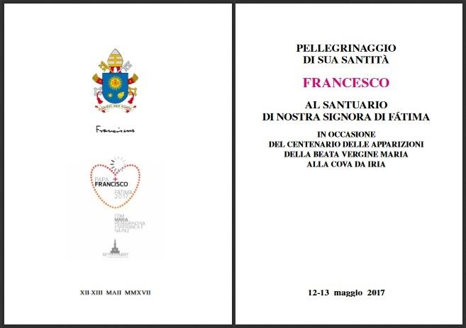 Orações presididas pelo Papa Francisco