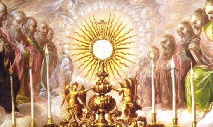 santíssimo sacramento
