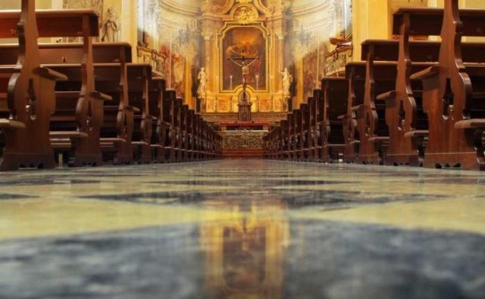 querida igreja