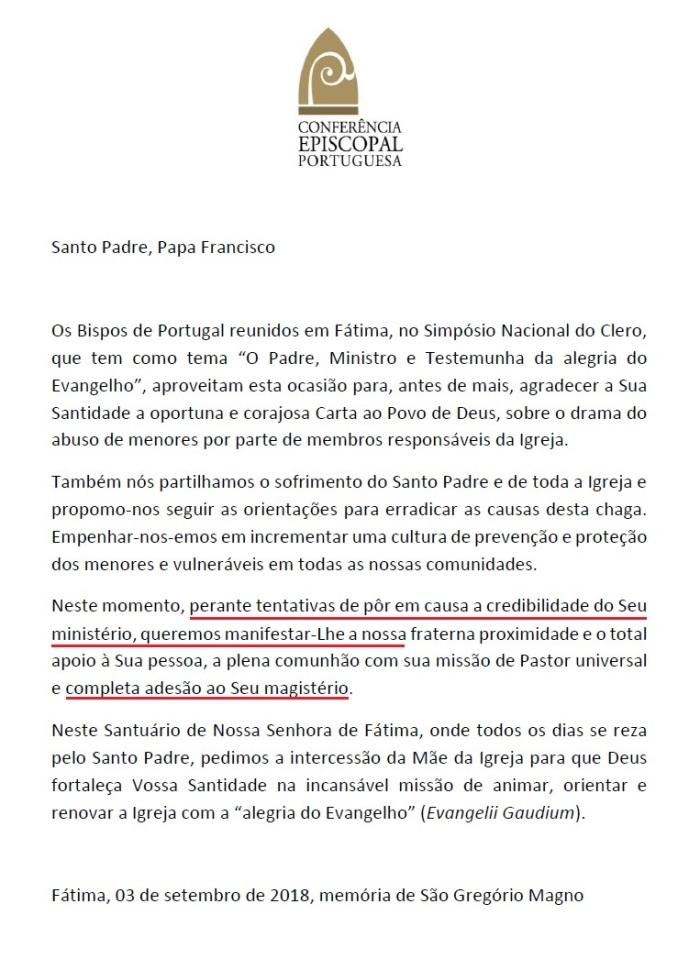 carta.bispos.portugueses.papa.jpg