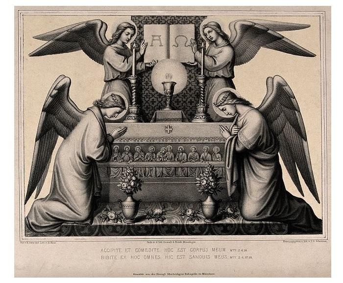 Anjos adoram a Eucaristia.jpg